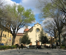 The Oltrarno - Pitti Palace and Piazza Santo Spirito